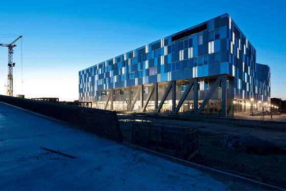 HF & VUC Fyn Complex by CEBRA | Schools