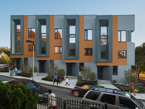 E+ by ISA - Interface Studio Architects | Apartment blocks