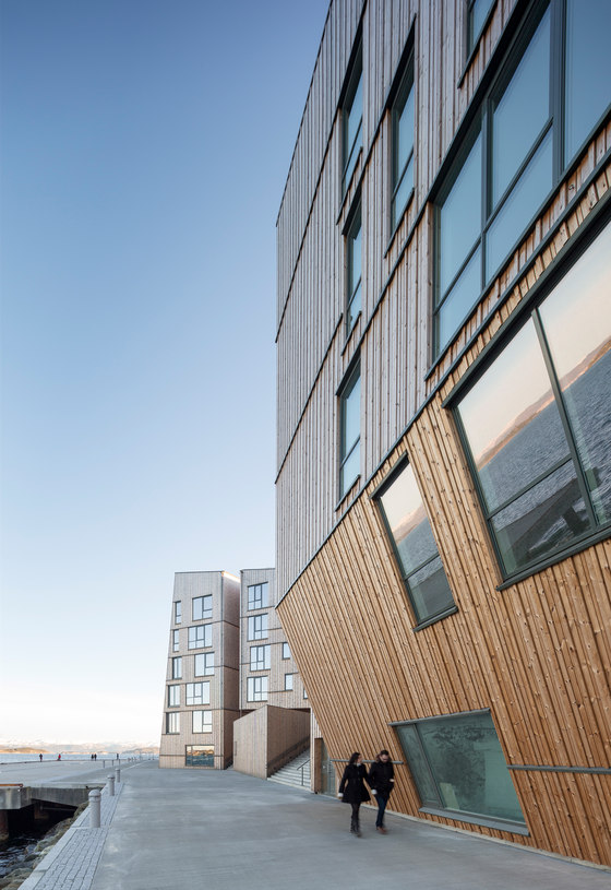 The Waterfront by AART architects | Apartment blocks