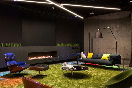 Office K2 de Design studio Baraban+ | Bureaux
