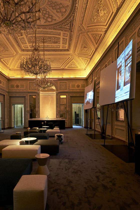 Minotti 70 by Migliore+Servetto Architects | Installations