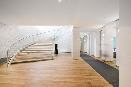 "Lawyer's office ""Scherbaum Seebacher"" by LOVE architecture and urbanism 