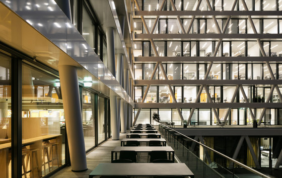 50Hertz Headquarter Berlin by LOVE architecture and urbanism | Manufacturer references