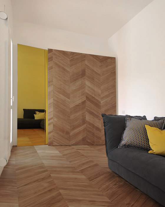 Cdr by tissellistudioarchitetti   Living space
