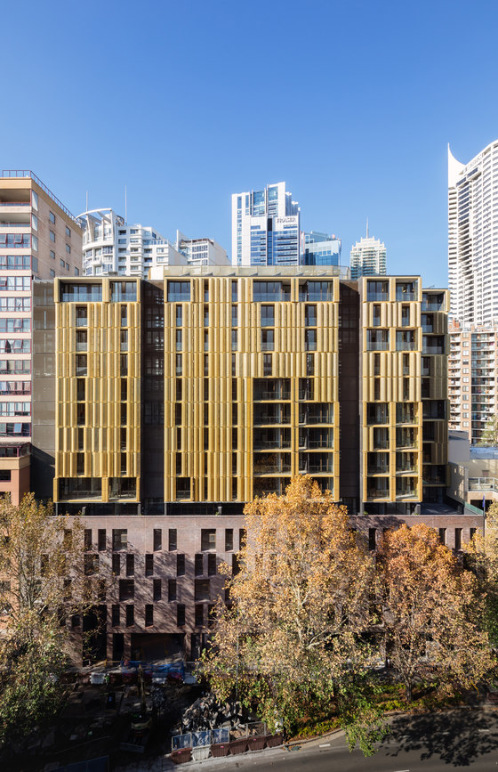Day Street Sydney by Tzannes | Apartment blocks