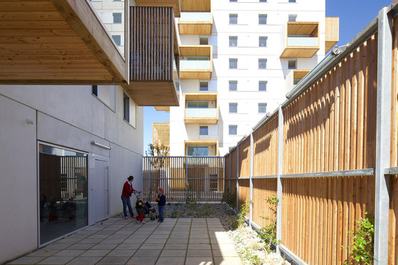 Square Maimat by PPA architectures   Apartment blocks