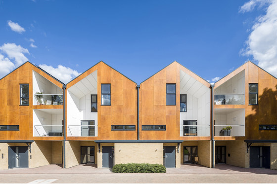 Woodview Mews By Geraghty Taylor Architects Semi