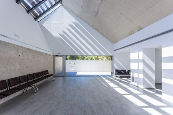 Tanatorium by SALAS Architecture + Design | Church architecture / community centres