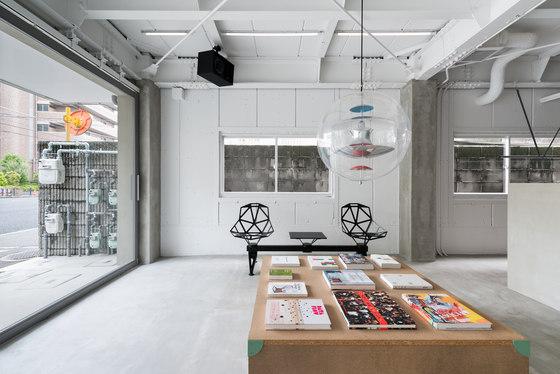 The Vinyl's Mix by SIDES CORE | Shop interiors