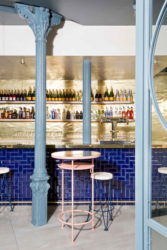 Bocadillo de Jamón y Champan by Lucas y Hernández-Gil Arquitectos | Café interiors