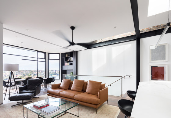 Doorzien House by Bijl Architecture | Living space