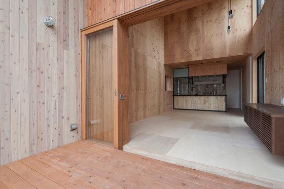 Fly Out House by TTAA / Tatsuyuki Takagi Architects Associates | Detached houses