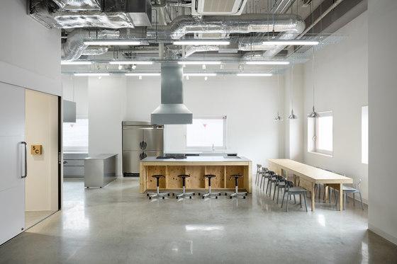 Hue 5F de Schemata Architects | Intérieurs de magasin