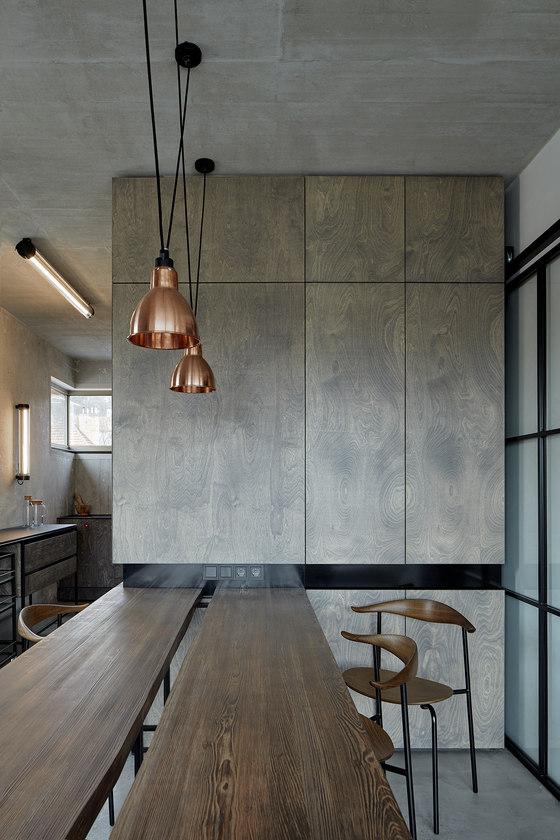 Loft Hrebenky by Formafatal | Living space