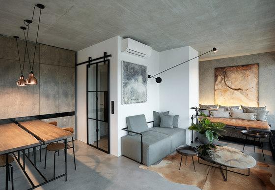Loft hrebenky by formafatal living space