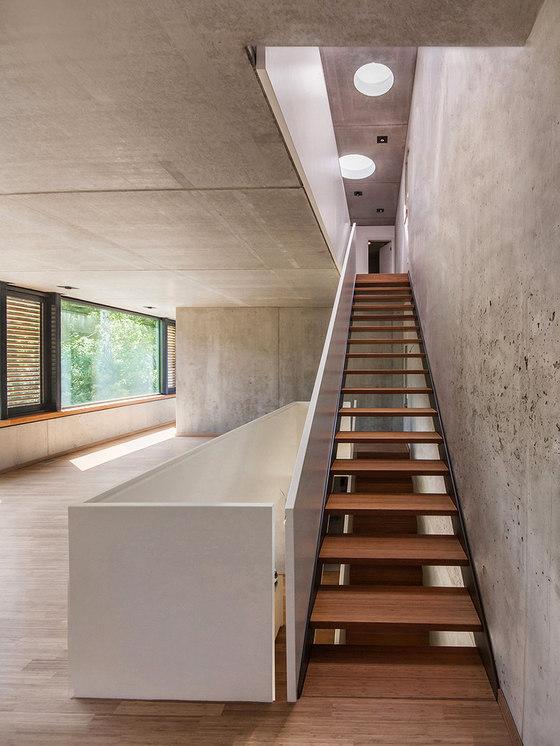house m by peter ruge architekten detached houses. Black Bedroom Furniture Sets. Home Design Ideas