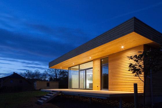 house w von peter ruge architekten einfamilienh user. Black Bedroom Furniture Sets. Home Design Ideas