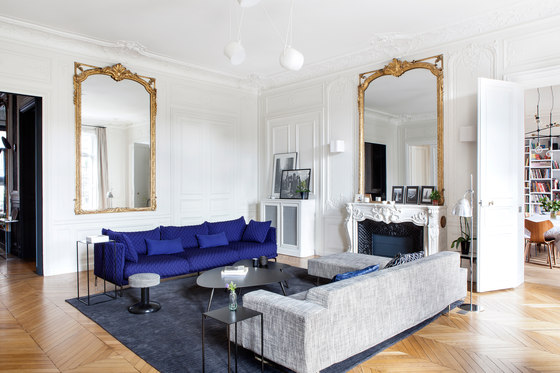 Malesherbes by Camille Hermand Architectures | Living space