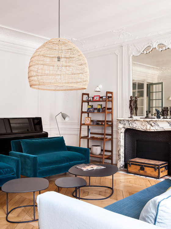 Tour Maubourg 2 by Camille Hermand Architectures | Living space