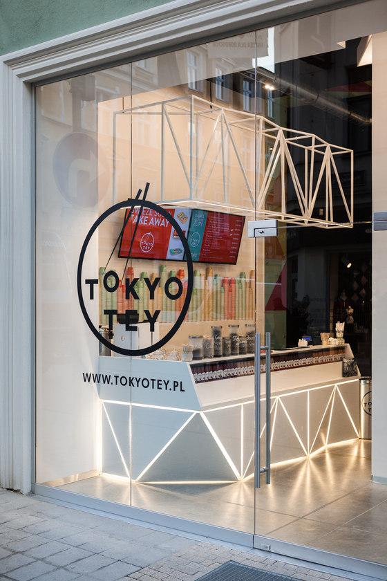 TOKYO TEY Sushi Store by mode:lina architekci   Bar interiors