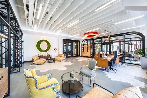 Opera Software Wrocław di mode:lina architekci | Spazi ufficio