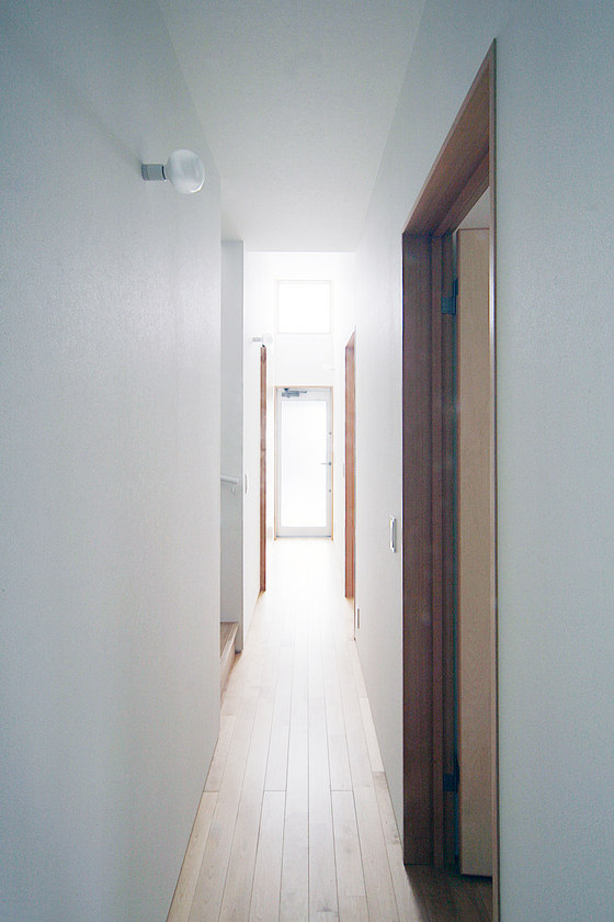 House in Kosai by Shuhei Goto Architects | Detached houses