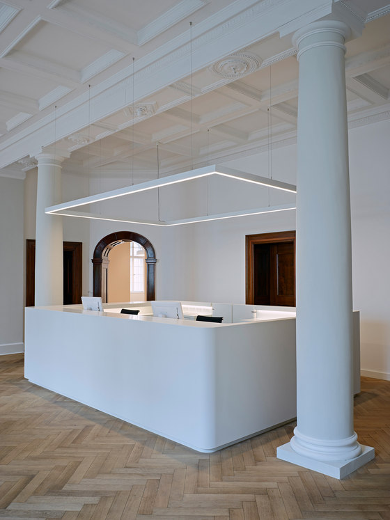 Noerr LLP, Munich by de Winder   Architekten   Office facilities