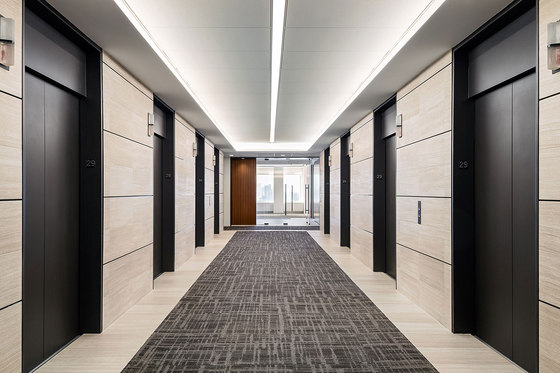 Parra Building Consultants : Broadway by fogarty finger office facilities