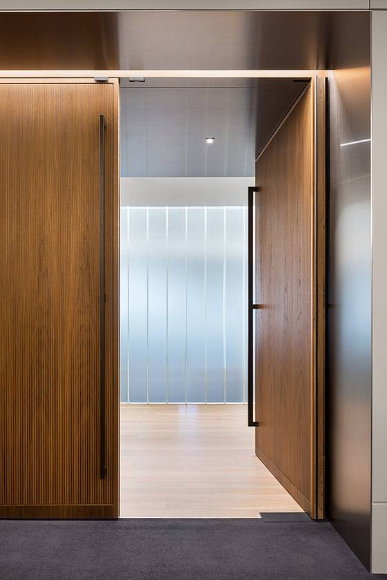 Parra Building Consultants : Turner headquarters by fogarty finger office facilities