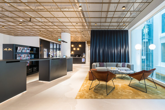 Red Bull by pS Arkitektur | Office facilities
