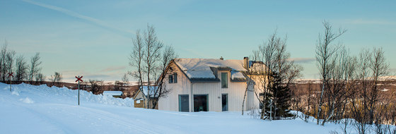 Vityxne by pS Arkitektur | Detached houses