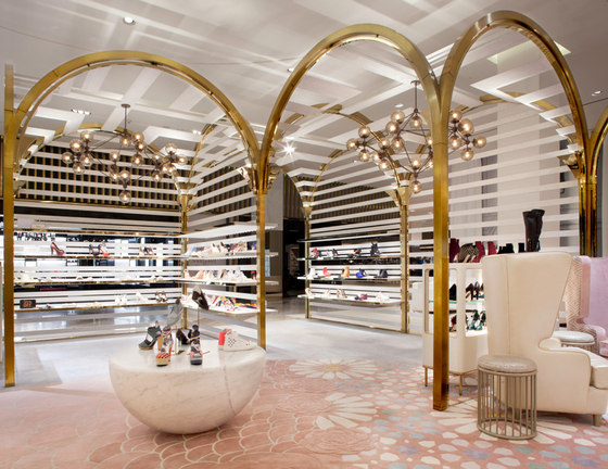 Level Shoe District By Shed Design Shop Interiors