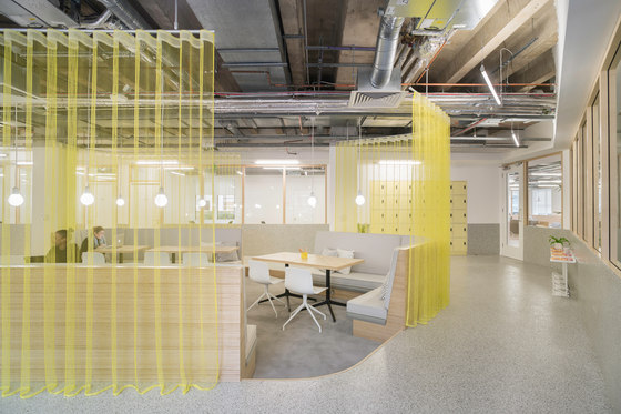 The Office Group Angel Square De Shed Design Oficinas