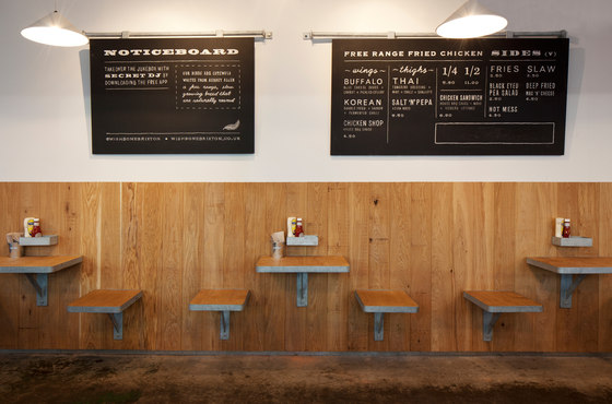 Wishbone by Shed Design | Restaurant interiors