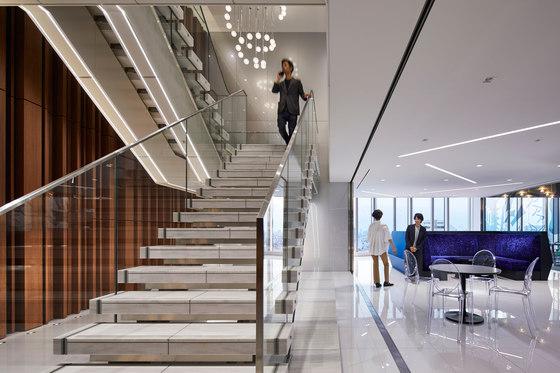 MetLife Japan Headquarter Offices Tokyo Garden Terrace by GARDE | Office facilities