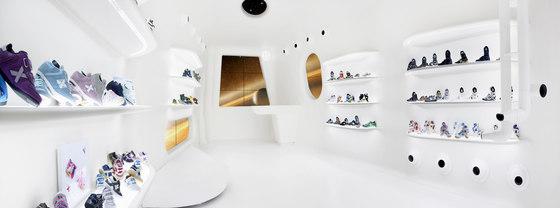 Mini Munich flag ship store La Roca de Dear Design | Diseño de tiendas