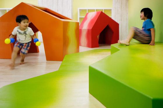 Kinder Garden: LHM Kindergarten Design By Moriyuki Ochiai Architects