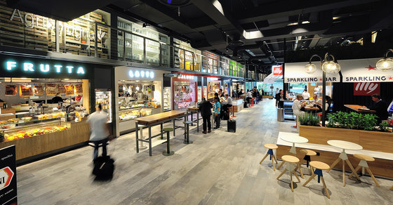 FOOD COURT MY CHEF by Refin |