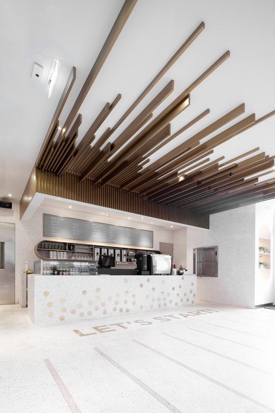 Gaga Changning Villa by Coordination Asia | Restaurant interiors