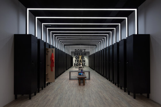 The Nike Studio Design By Coordination Asia Shop Interiors