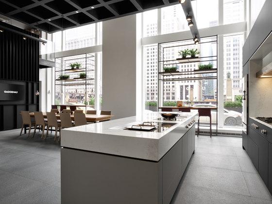 gaggenau showroom chicago by einszu33 shop interiors
