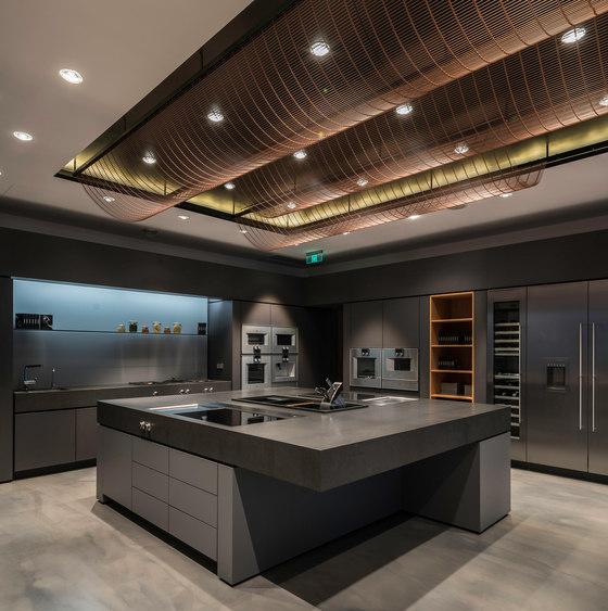 Kitchen Design Showrooms: Gaggenau Showroom Guangzhou By Einszu33