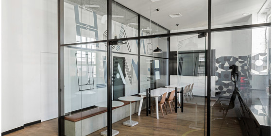 A3 Office Design by Rosie Lee | Office facilities