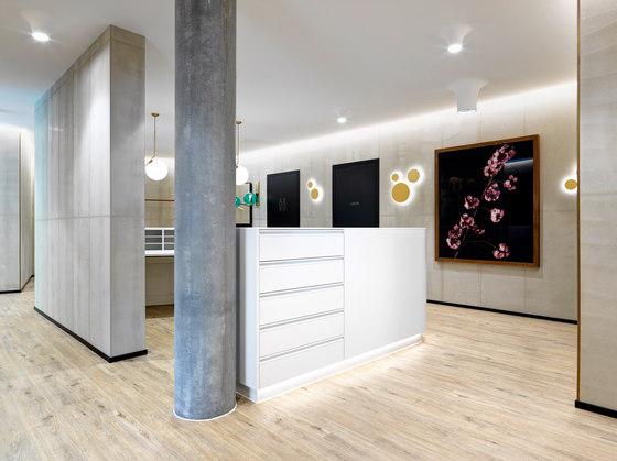 Dermatologie Praxis Rappjderm by Susanne Fritz Architekten   Doctors' surgeries