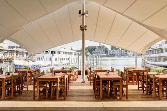 HAFEN by Susanne Fritz Architekten | Restaurant interiors
