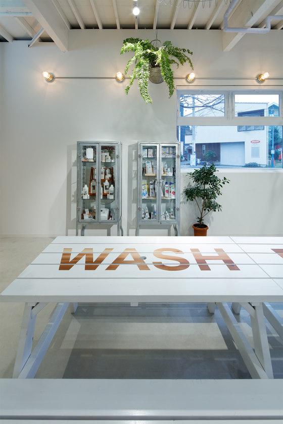 Wash & Fold by Ito Masaru Design Project / SEI   Café interiors