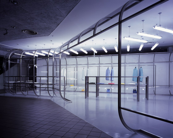 Issey Miyake by Ito Masaru Design Project / SEI | Shop interiors