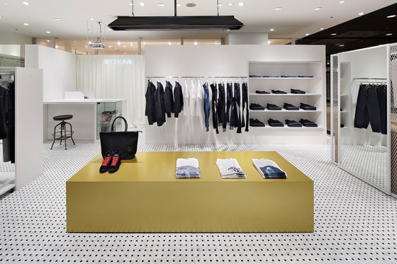 WITHAM by Ito Masaru Design Project / SEI | Shop interiors
