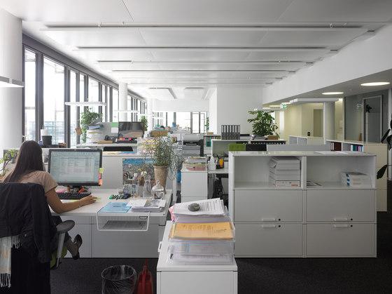 Swissmem immeuble de bureaux pfingstweidstrasse zurich for Immeuble bureau design