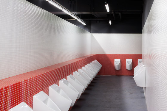 Changing rooms | New San Mamés Stadium de Hisbalit | Manufacturer references